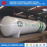 100.000 litros 50toneladas do tanque de armazenagem de gás a granel de GPL 50mt para venda