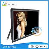 HD LCD van het Frame van 19 Duim Open Digitale Signage met 5:04Resolutie 1280*1024