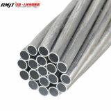 Brin Aluminium-Enduit de fil d'acier pour le fil de terre supplémentaire