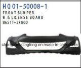 Авто запасные части проектора передний бампер / передний бампер для Hyundai Elantra Suppoert 2014 OEM#86511-3X800/86511-3X700/86530-3X500