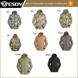 Tactical Tan Color Men Military Chasse Camping étanche Veste