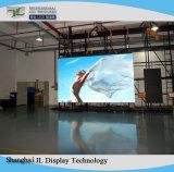 ビデオ広告のための屋内フルカラーの固定インストールP4 LED印の表示画面
