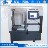 CNC van de Vorm van 600*600mm de Machine van de Gravure van het Metaal van de Router met Controlemechanisme Tk100