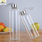 De modieuze en Gezonde Fles van het Water van het Glas