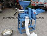 Vielzwecklandwirtschafts-Reis-Präge- und zerquetschend und reibende Kombinations-Maschine