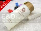 Hotel de luxo xampu e condicionador e loção corporal, garrafa de xampu para 4-5 estrelas