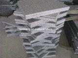 Kitchen Countertopのための磨かれたG633 Grey Granite Slab