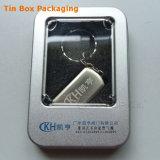 熱いOEM/ODMのカスタムロゴの金属の旋回装置USB Pendrive (YT-1210)
