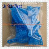 Plateaux en plastique dentaires d'impression de matériau dentaire