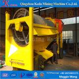 Impianto di lavaggio di lavaggio del crivello a tamburo dell'oro della pianta di estrazione dell'oro di grande capienza
