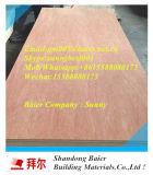 meubilair van het Triplex van de Rang BB/CC van 1220*2440mm1250*2500mm het Commerciële, Decoratie, Verpakkend Triplex
