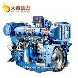 Weichai 400CV motor marino Wp12 Barco Motor Diesel con una alta eficiencia