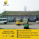 40m 폭 녹색 지붕 (P2 HAF 40M)를 가진 전람 쇼를 위한 알루미늄 컨벤션 센터 천막