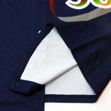 Healong 열에 의하여 인쇄되는 긴 소매 폴리에스테 폴로 셔츠