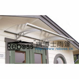 Polycarbonat Shutter/Sunshade/Gazebos/Shelter für Windows u. Doors