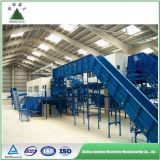 Aufbau-Abfall des Abfalls System für die Wiederverwertung sortierend