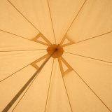 Das Großhandelskampieren gibt 5*5m größtes Family&Nbsp an; Tent&Nbsp; Canopy&Nbsp; Tent&Nbsp; Bell&Nbsp; Zelt