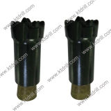 30mm-42mm Botões Carbidetaper Tungsténio pouco
