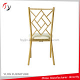 De la primer calidad de la nueva del diseño recepción del saludo la última Chiavari silla del restaurante de Pasillo (AT-346)