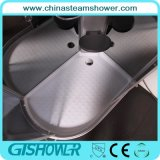 Vapor Curved Shower Bathroom Unit (GT0532R)