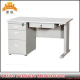 Metallschreibtisch-Stahlbüro-Computer-Tisch mit Untersatz