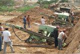 Populair onder Onze Klanten van Azië, de Volledige Hydraulische Machine van de Boring van het Kruippakje Hf140y
