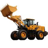 Schwere Geräten-Aufbau-Maschinerie-vorderes Rad-Ladevorrichtung für Verkauf