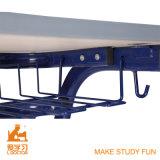 木の子供椅子および学生表か調査の家具