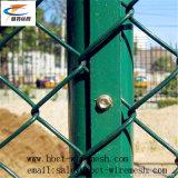 Звено цепи с покрытием из ПВХ для стадиона проволочной сетки ограждения
