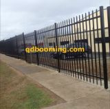 Painel de aço da cerca do metal da segurança