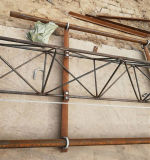 für Verkauf Groupe spezielle bewegliche Mikrowelle StahlGuyed Mast-Aufsatz