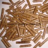صغيرة كريّة طينيّة مطحنة [بيومسّ] نشارة خشب كريّة طينيّة خشبيّ يجعل آلة لأنّ وقود