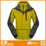 Люди 3 в 1 куртке зимы способа теплой