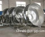 Chaleira Jacketed industrial do potenciômetro da sopa do aço inoxidável de L&B/sopa