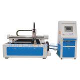 CNC máquina de corte láser de fibra de metal