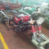 Versión refrescada aire Veicle de la granja de Trike de la granja de la gasolina 150cc 200cc