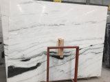 フロアーリングのためのパンダの白い大理石
