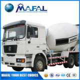 Betonmischer-LKW China-Shantui 6X4 mit Pumpe