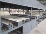 3,2 m haut de gamme standard FRP/GRP Boîte de dialogue Panneau de surface du corps de ligne de production