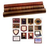 Hoja de transferencia de calor de alta calidad para madera o MDF Art Frame, Trophy