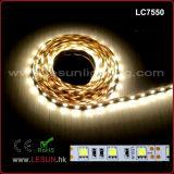 indicatore luminoso di striscia flessibile di 12V 2835 SMD LED