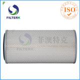 Filter van het Luchtzuiveringstoestel van de Collector van het Stof van Filterk de Geplooide