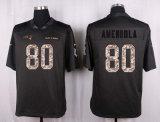 В Новой Англии пустым Hightower Amendola Gronkowski индивидуальные американского футбола футболках NIKEID