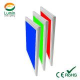 Una buena calidad 18W luz del panel de LED RGB de 300*300 mm.