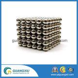 N50 Alto fuerte ronda ND-Fe-B Magnets