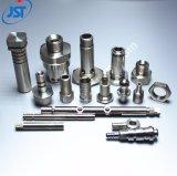 CNCの精密機械装置の金属のオートバイの予備品