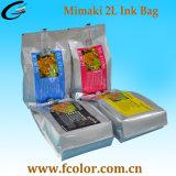 inchiostro di sublimazione di 2L Sb310 con il chip per gli inchiostri di stampante di Mimaki