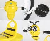 蜂の漫画図および音楽のLeyou Trikeの赤ん坊の三輪車