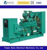 50Hz 48kw 60kVA Wassererkühlung-leises schalldichtes angeschalten worden durch Cummins- Enginedieselgenerator-Set-Diesel Genset