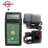 Una banda completa detector RF Laser-Assisted versátil teléfono GSM Bug RF inalámbrico cámara espía Detector Detector Anti-Spy